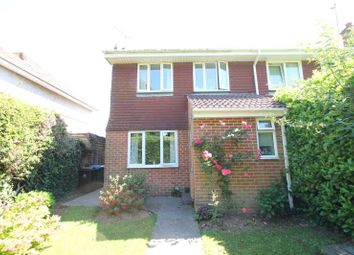Thumbnail 3 bed semi-detached house for sale in Drake Grove, Burndell Road, Yapton