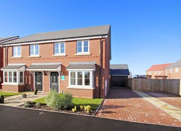 3 bed semi-detached house for sale in Gateway Avenue, Baldwins Gate, Newcastle ST5