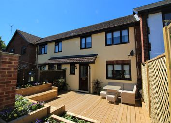 Thumbnail 3 bed terraced house for sale in Papermakers, Overton, Basingstoke