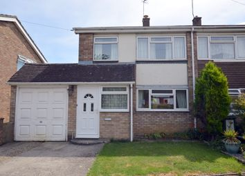 Thumbnail 3 bed semi-detached house for sale in Beanacre Road, Melksham