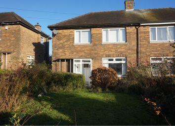 Thumbnail 3 bed semi-detached house for sale in Trenholme Avenue, Bradford