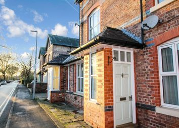 Thumbnail 2 bed terraced house to rent in Gravel Lane, Wilmslow