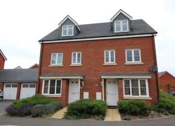 Thumbnail 4 bed semi-detached house for sale in Lilliana Way, Bridgwater