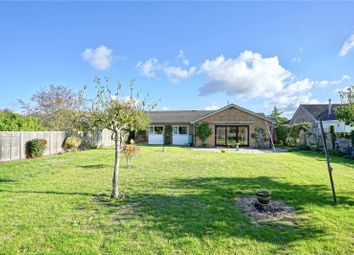 Thumbnail 3 bed detached bungalow for sale in Drury Lane, Colne, Huntingdon, Cambridgeshire