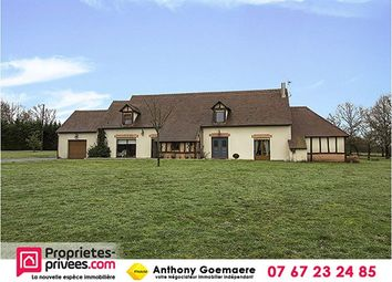 Thumbnail 6 bed property for sale in 18100, Thénioux, Fr