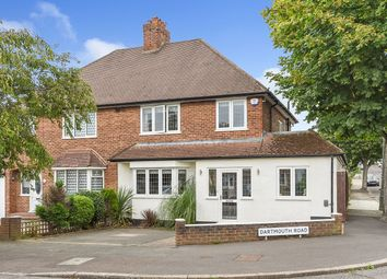 Thumbnail 4 bed semi-detached house for sale in Dartmouth Road, Bromley
