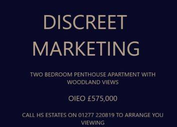 Regents Drive, Repton Park IG8. 2 bed penthouse for sale