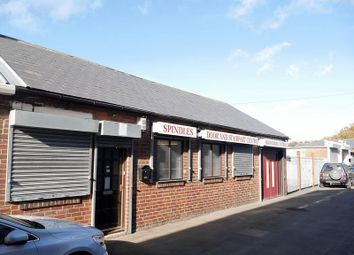 Thumbnail Commercial property for sale in Spindles, Door And Stairpart Centre, Rear Beamish Street, Stanley