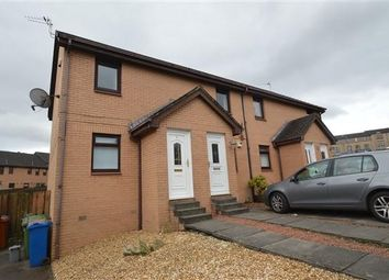 Thumbnail 2 bedroom flat for sale in Strathallan Gardens, Kirkintilloch, Glasgow