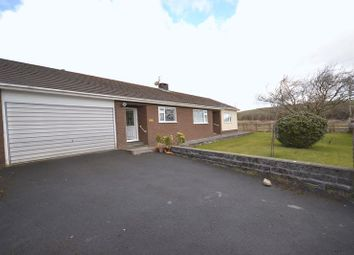 Thumbnail 3 bed bungalow to rent in Five Roads, Llanelli