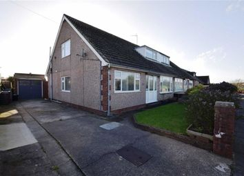 Thumbnail 4 bed semi-detached house for sale in Yarlside Crescent, Barrow In Furness, Cumbria