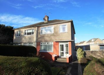 Thumbnail 3 bed semi-detached house for sale in Bideford Crescent, Mount Vernon, Glasgow