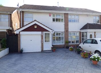 Thumbnail 3 bed semi-detached house for sale in Glenmore Drive, Kings Norton