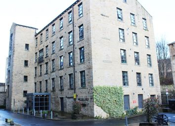 Thumbnail 1 bed flat for sale in Stoney Lane, Longwood, Huddersfield, West Yorkshire