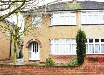 Thumbnail 3 bed semi-detached house to rent in Warren Road, New Haw