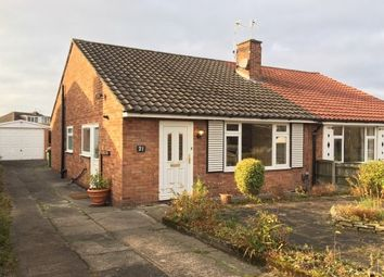 Thumbnail 2 bed bungalow to rent in Rosthernmere Road, Cheadle Hulme, Cheadle