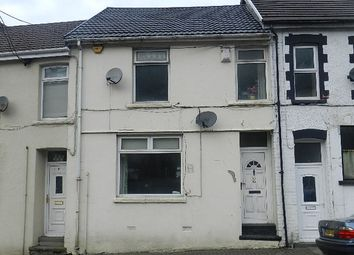 Thumbnail 3 bed terraced house for sale in High Street, Gilfach Coch