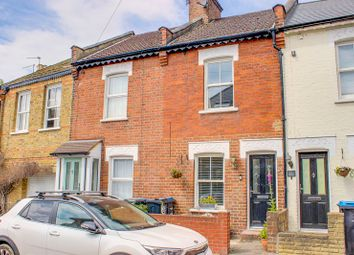 Thumbnail 2 bedroom terraced house for sale in Chase Side Crescent, Enfield