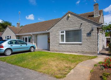 Thumbnail 2 bed semi-detached bungalow for sale in Willow Close, Huish Episcopi, Langport