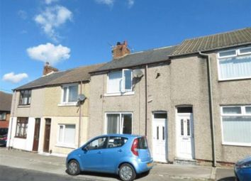 Thumbnail 2 bed terraced house for sale in Whickham Street, Easington, County Durham