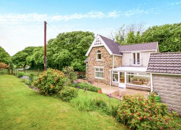 Thumbnail 3 bed detached house for sale in Crossing Cottage, Blackmill, Bridgend