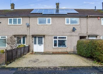 Thumbnail 4 bed town house for sale in Tadcaster Avenue, Eyres Monsell, Leicester
