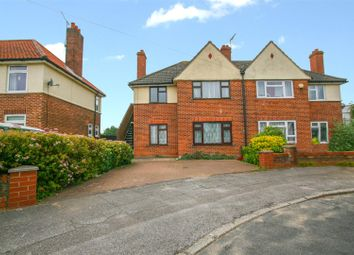 Thumbnail 4 bed flat for sale in Halton Crescent, Ipswich