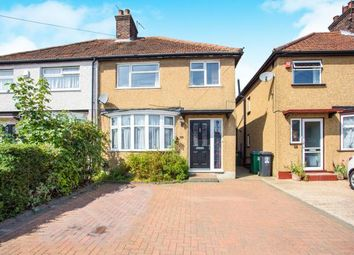 Thumbnail 3 bed semi-detached house for sale in Hazeltree Road, Watford, Hertfordshire