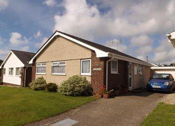 Thumbnail 3 bed bungalow for sale in Bryn Tyddyn, Pentrefelin, Criccieth, Gwynedd