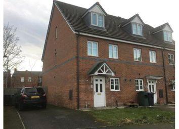 Thumbnail 3 bed terraced house to rent in Merlin Road, Birkenhead