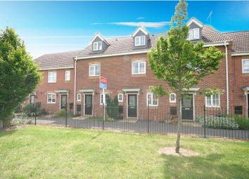 Thumbnail 3 bed town house to rent in Castilla Place, Horninglow, Burton-On-Trent