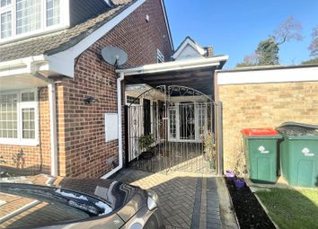 Thumbnail 1 bed flat to rent in Canvey Close, Canvey Close, Crawley, West Sussex
