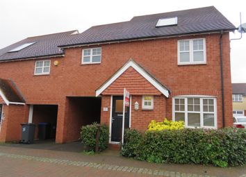 Thumbnail 4 bed link-detached house for sale in Einstein Crescent, Duston, Northampton