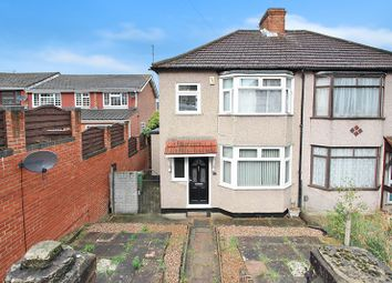 Thumbnail 3 bed semi-detached house for sale in Upper Abbey Road, Belvedere