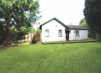 Thumbnail 3 bed semi-detached bungalow for sale in Boquhanran Road, Clydebank