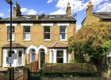 Thumbnail 4 bed semi-detached house for sale in Vicarage Road, Teddington