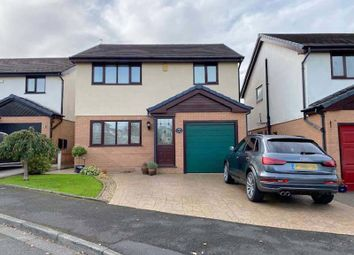 Thumbnail 4 bed detached house for sale in Wild Oaks Drive, Thornton-Cleveleys