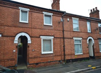 Thumbnail 2 bed terraced house to rent in Tealby Street, Lincoln