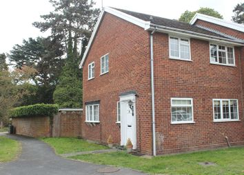 Thumbnail 3 bed end terrace house for sale in Englehurst, Englefield Green, Egham