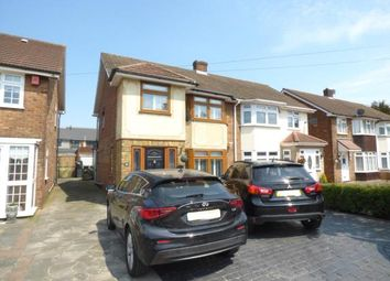 Thumbnail 3 bed semi-detached house for sale in Lovell Walk, Rainham