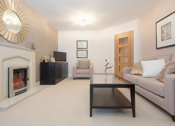Thumbnail 2 bed flat for sale in The Close, Llanishen, Cardiff