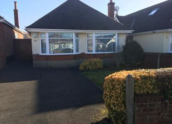 Thumbnail 4 bed bungalow to rent in Brampton Road, Oakdale, Poole, Dorset
