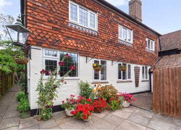 Thumbnail 4 bed link-detached house for sale in High Street, Westerham