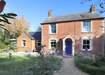 Wootton Road, Tiptoe, Lymington, Hampshire SO41. 3 bed detached house for sale