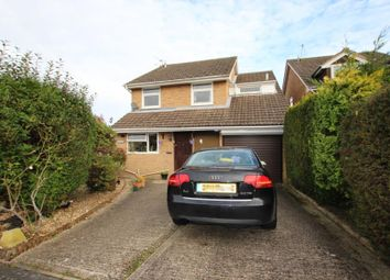 Thumbnail 4 bed detached house to rent in Inglewood, Woking