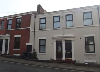 Thumbnail 4 bedroom terraced house to rent in Clarendon Street, Preston