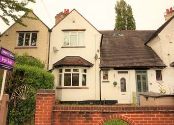Thumbnail 2 bedroom town house for sale in Stanton Road, Stoke-On-Trent