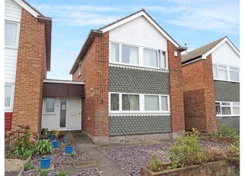 Thumbnail 4 bed link-detached house for sale in Bleakwood Road, Chatham