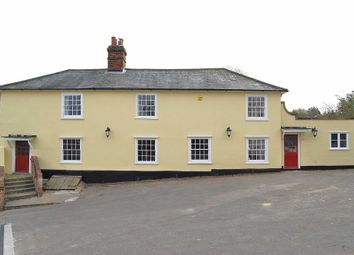 Thumbnail 5 bed detached house to rent in Sturmer Road, Haverhill