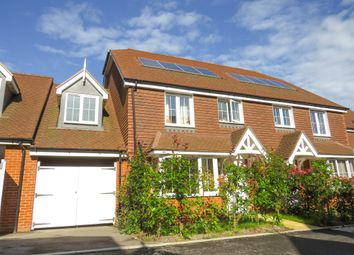 Thumbnail 3 bed end terrace house for sale in Nettle Grove, Lindfield, Haywards Heath